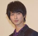 映画『青の帰り道』の完成披露上映会の舞台あいさつに出席した横浜流星