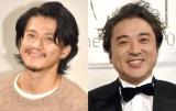 (左から)小栗旬、ムロツヨシ(C)ORICON NewS inc.