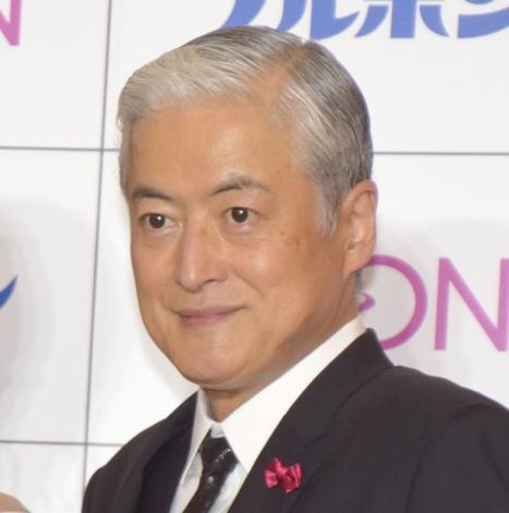 『いい夫婦 パートナー・オブ・ザ・イヤー 2018』を受賞した陣内孝則 (C)ORICON NewS inc.