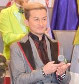 『第69回NHK紅白歌合戦』出場者会見に出席したISSA (C)ORICON NewS inc.