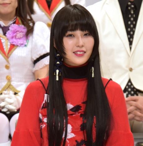 『第69回NHK紅白歌合戦』出場者会見に出席したDAOKO (C)ORICON NewS inc.