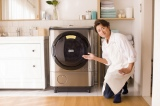 ドラム式洗濯乾燥機『ビッグドラム』新CMに出演する嵐の大野智