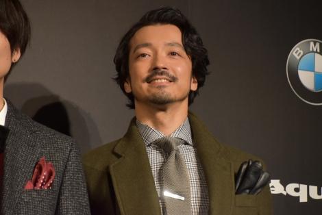 『Mavericks of 2018』授賞式に出席した金子ノブアキ (C)ORICON NewS inc.