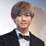 ジャニーズJr.の安井謙太郎 (C)ORICON NewS inc.