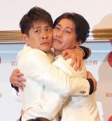 『第69回NHK紅白歌合戦』出場者会見に出席した純烈 (C)ORICON NewS inc.