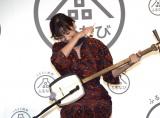 ふるさと納税サイト『ふるなび』の新CM発表会に出席した中条あやみ (C)ORICON NewS inc.