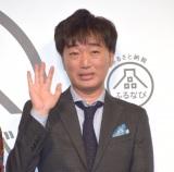 ふるさと納税サイト『ふるなび』の新CM発表会に出席した小沢一敬 (C)ORICON NewS inc.
