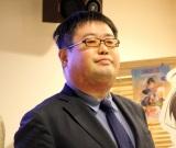 原作者の蝉川夏哉氏 (C)ORICON NewS inc.