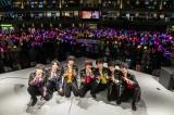 M!LKが7人体制初シングル発売日にラゾーナ川崎でライブ