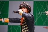 ラゾーナ川崎でニューシングル発売記念ライブを開催したM!LKの板垣瑞生
