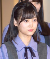 三坂道初競演舞台『ザンビ』の初日前会見に出席した山下美月 (C)ORICON NewS inc.