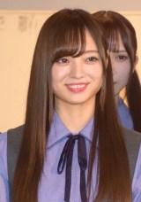 三坂道初競演舞台『ザンビ』の初日前会見に出席した梅澤美波 (C)ORICON NewS inc.