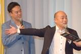 M-1決勝進出を決めたギャロップ (C)ORICON NewS inc.