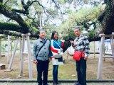 』(左から)徳光和夫、田中律子、高田純次(C)テレビ朝日
