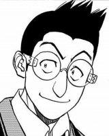 """漫画『I""""s(アイズ)』の寺谷靖雅(C)桂正和/集英社"""