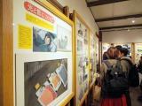 展示パネル37枚、かなりの情報量(C)Museo d'Arte Ghibli (C)Studio Ghibli (C)ORICON NewS inc.