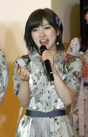 岡田奈々=『bayfm MEETS AKB48 13th stage〜Because〜』公開録音 (C)ORICON NewS inc.