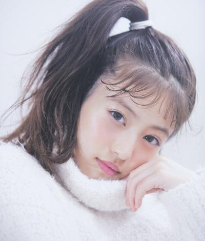 サムネイル 『LARME 037 Jan』に登場する今田美桜