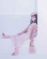 『LARME 037 Jan』に登場する乃木坂46・与田祐希