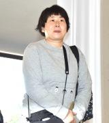 『さくらももこさん ありがとうの会』に参列した大島美幸 (C)ORICON NewS inc.