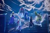 スペシャルチームによる刀剣男士のパフォーマンス (C)NHK