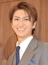相葉裕樹、体調不良で休演を発表 (18年11月19日)