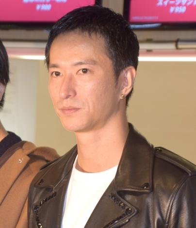 映画『jam』のコラボショップ『jam cafe』来店した秋山真太郎 (C)ORICON NewS inc.