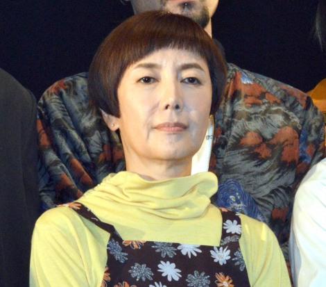 『僕らはドラマと音楽と奇跡でできている体感ライブ』開演前の囲み取材に出席した戸田恵子 (C)ORICON NewS inc.