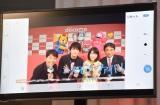 長谷川博己に送るメッセージ写真の撮影 (C)ORICON NewS inc.