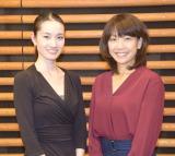ラジオで初対談した(左から)荒川静香さんと高橋尚子さん (C)ORICON NewS inc.