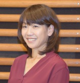 高橋尚子さん=TOKYO FM『MY OLYMPIC』収録取材 (C)ORICON