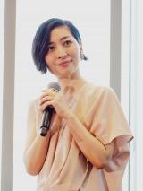 映画『くるみ割り人形と秘密の王国』公開記念ミュージックイベントに出席した坂本真綾 (C)ORICON NewS inc.