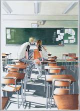 原作コミックス『僕の初恋をキミに捧ぐ』第10巻表紙原画(小学館)(C)青木琴美/小学館