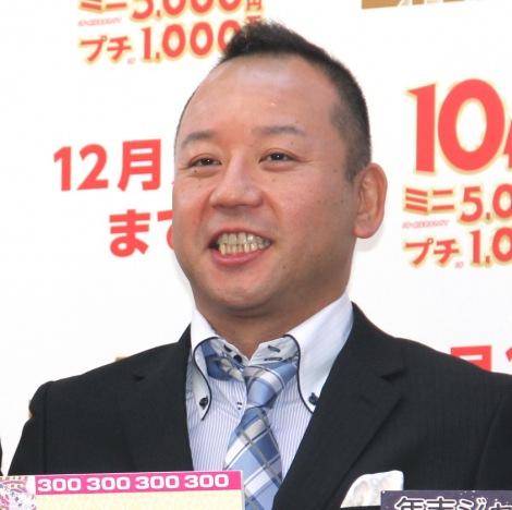 『年末ジャンボ宝くじ』発売記念イベントに出席したバイきんぐ・西村瑞樹 (C)ORICON NewS inc.
