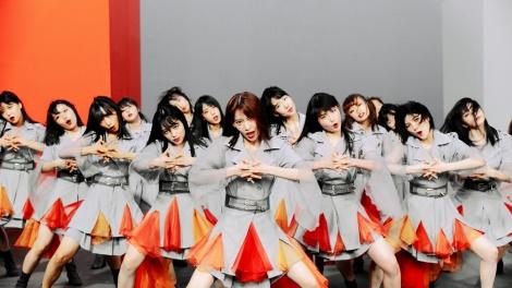 AKB48が宮脇咲良センターの54thシングル「NO WAY MAN」MVを解禁(C)AKS