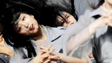 矢吹奈子=AKB48が54thシングル「NO WAY MAN」(11月28日発売)MVを解禁(C)AKS