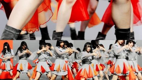 AKB48が54thシングル「NO WAY MAN」(11月28日発売)MVを解禁(C)AKS