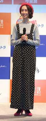 豊口めぐみ=『今泉P Presents 広井王子のマルチな絶! セトラ』記者会見 (C)ORICON NewS inc.