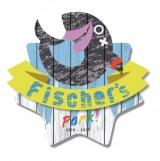 千葉に12月にオープンする屋内型スポーツテーマパーク「フィッシャーズパーク」 のロゴ