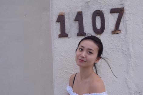 サムネイル 大島優子がデジタルフォトブック『WORK』『LIFE』を2冊同時に発売(写真は『LIFE』から)