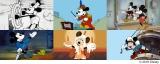 1928年11月18日の『蒸気船ウィリー』でのスクリーンデビューから90周年をお祝いする『セレブレーション!ミッキーマウス』(C)2018 Disney