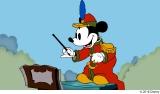 『ミッキーの大演奏会』(1935年)(C)2018 Disney