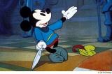 『ミッキーの巨人退治』(1938年)(C)2018 Disney