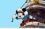 『ミッキーの船長さん』(1940年)(C)2018 Disney