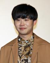 映画『レディ in ホワイト』初日舞台あいさつに登壇した矢本悠馬 (C)ORICON NewS inc.