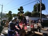 パレードの様子(C)NHK