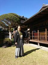 パレードの出発地は都城島津邸。『西郷どん』巡回展やってました(C)NHK