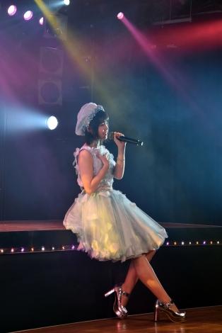M8「純情ソーダ水」=湯浅順司プロデュース公演『その雫は、未来へと繋がる虹になる。』ゲネプロより (C)ORICON NewS inc.