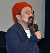 映画『ハード・コア』初日舞台あいさつに登壇した山下敦弘監督 (C)ORICON NewS inc.