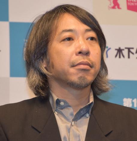 映画『PLANETIST』舞台あいさつに登壇した豊田利晃監督 (C)ORICON NewS inc.